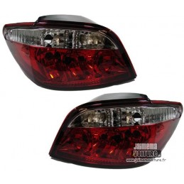 Peugeot 307 luces traseras