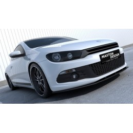 Blade guard front shocks for Scirocco
