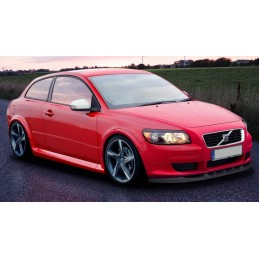 Blade guard front shocks for Volvo C30