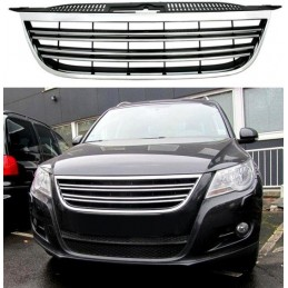 Grille VW Tiguan chrome without badge