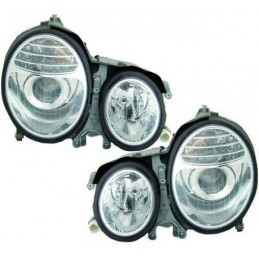 Headlights class fronts Mercedes E W210 Phase 2 W211