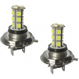 LED Smd Xenon H4-Lampen