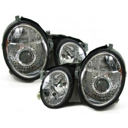 Headlights before the Mercedes CLK at cheap price