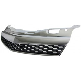 Opel Astra chrome grille