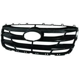 Black grille Hyundai health Fe from 2010 to 2012