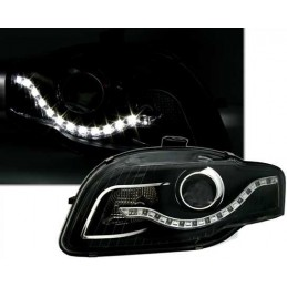 Front headlights led for Audi A4 cabriolet