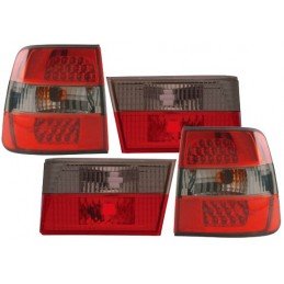 BMW series 5 E34 tuning led rear lights