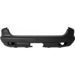 The Mercedes ML W163 from 2001 to 2005 rear bumper