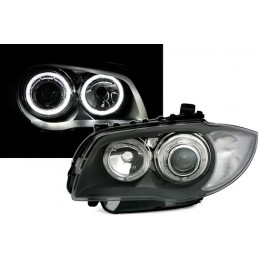 Headlights fronts look BMW 1 series xenon