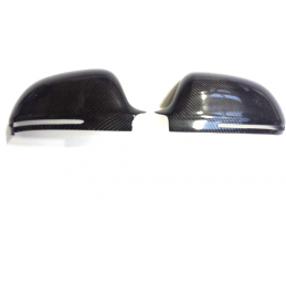 Covers mirrors carbon for Audi A5