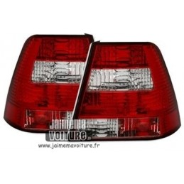Arrears Bora red and white lights