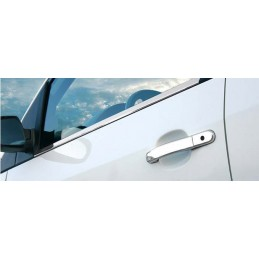 Ford Fusion chrome door handles