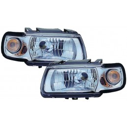 Headlights fronts Crystal VW Polo 6N