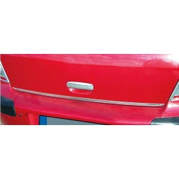 Baguette chrome de coffre PEUGEOT 307