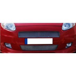Grille chrome aluminum 2 Pcs stainless steel large PUNTO FIAT wand