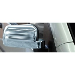 Shell mirrors chrome 2 Pcs (ABS) FORD CONNECT