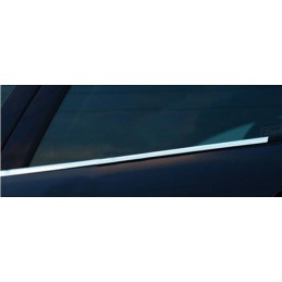 Outline of window chrome alu 4 Pcs stainless MERCEDES W203 C-class