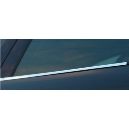 Outline of window chrome alu 4 Pcs stainless RENAULT SCENIC 2