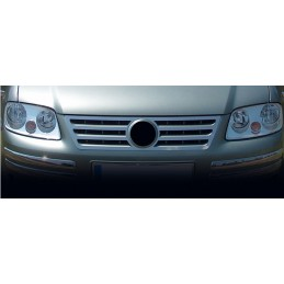 Wand of grille chrome aluminum (Formed) CADDY
