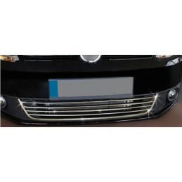 Chrome Central grille Set 5 Pcs stainless steel CADDY comfort headbands