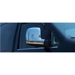 Shell mirrors chrome 2 Pcs (ABS) VW T5 carry 2003-2010