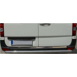 Seuil de chargement chrome alu CRAFTER 2006-2012