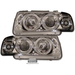 Headlights fronts tuning VW Polo 6N