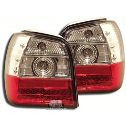 VW Polo 6N fires back Led1 Red
