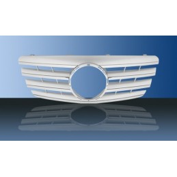 Gray grille for Mercedes...