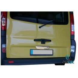 Covers deck chrome Renault traffic II Facelift 2010 - handle
