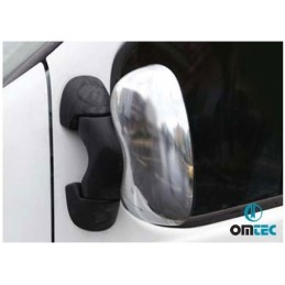 Covers mirror chrome Renault traffic II Facelift 2010 -.
