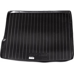 Trunk rubber mats Renault Duster 2WD - 2010