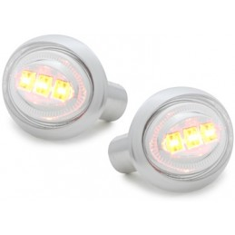 Turn signal repeaters to wing led MINI COOPER