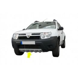 Addition of bumper before Dacia Duster