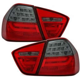 BMW series 3 E90 - smoked red taillights