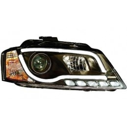 Front headlights Audi A3 facelift