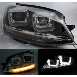 Headlights fronts led to VW...