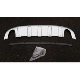 Addition of protection bumper rear for Volvo XC60