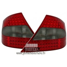 Tuning Mercedes CLK W209 2002 to 2010 led lights