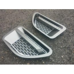 Of wing honeycomb Range Rover Sport side vents