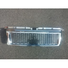 Grille range rover sport tuning chrome