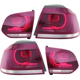 Taillights led Golf 6 R GTD