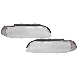 Lighthouse BMW series 5 with white flashing