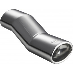 Opel Astra H exhaust tip