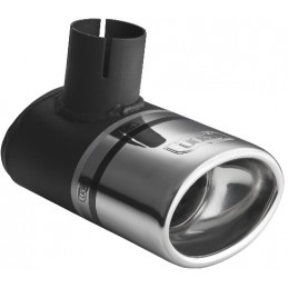 Smart Fortwo exhaust tip