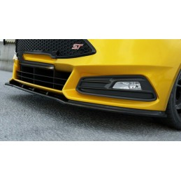 Blade bumper before Ford Focus 3 ST