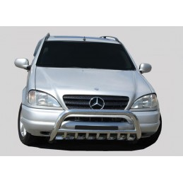 Pare-buffle requin Mercedes ML