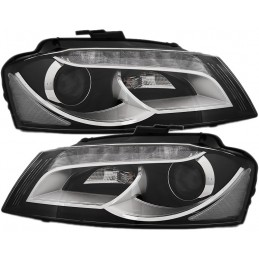 Headlights front led Audi A3 Facelift