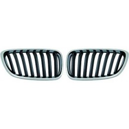 Grille chrome tuning performance BMW series 1 F22/F23