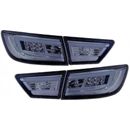 Luces traseras tuning led Renault Clio 4